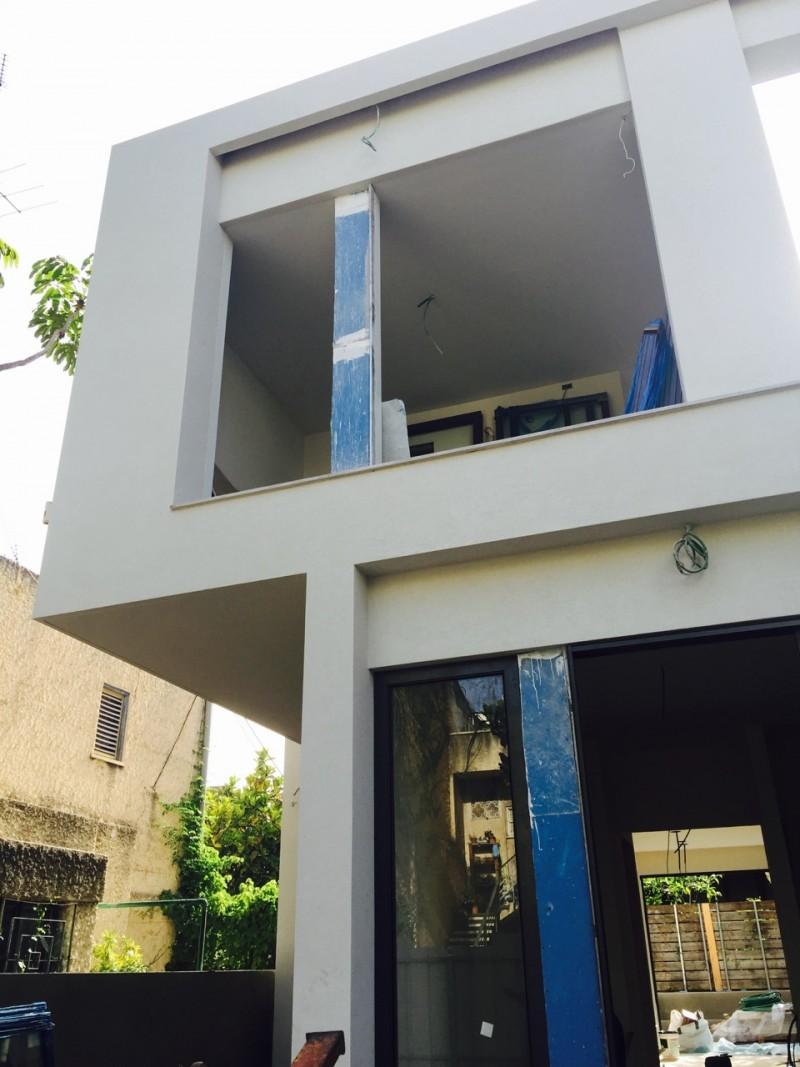 BLC גל טבת אדריכלים תל אביב בית פרטי  – 4