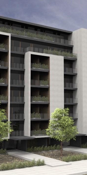 גל טבת אדריכלים | בנין מגורים חולון  | Tevet Architects